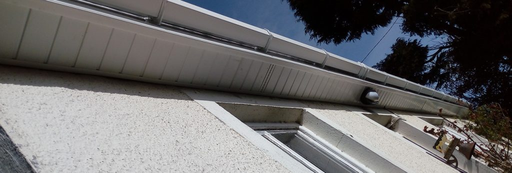 Fascia Soffit and Guttering System from Gutter Fixers